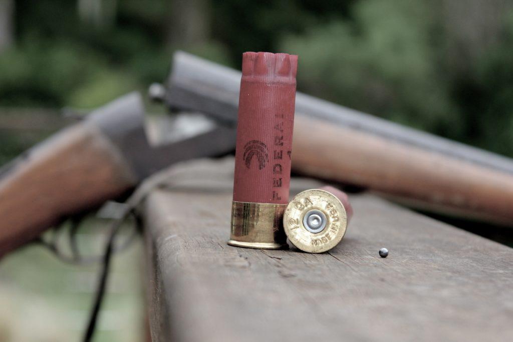 Single Shot Shotgun