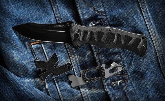 keychain carabiner knives