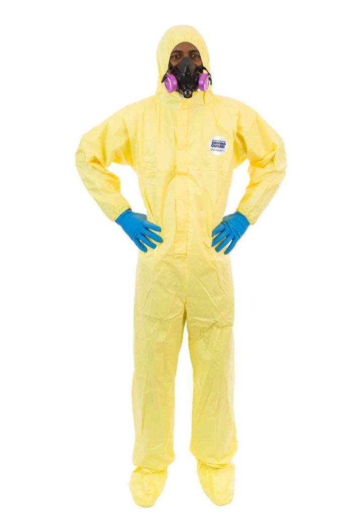 Chemical Coverall Suit